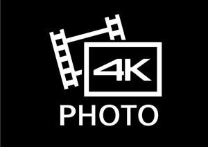 Lumix 4K Photo Logo