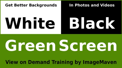 White-Black-Green-screen