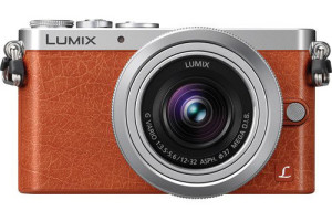 Lumix GM1 Orange