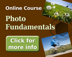 Photography fundamentals online course
