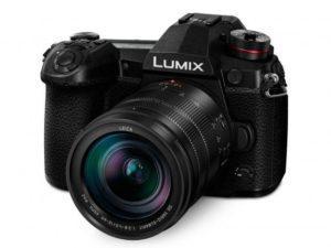 Lumix G9 camera
