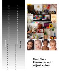 photo lab test image
